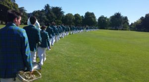 Blue Band & Drum Line – Lakehill Little League Running Order