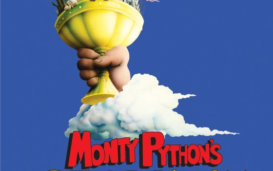 FUNDRAISING for the Musical SPAMALOT