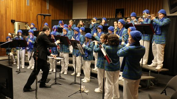 Band This Week: Dec. 12 – 15, Carol Band Gig on Tuesday, Variety Show on Wednesday