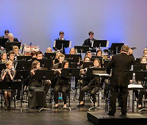 National Honour Band & Honour Jazz Band Audition Info.