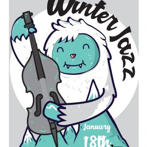 Band This Week: Jan. 15-19, Winter Jazz Night, Pit Orchestra Schedule, Grocery Cards
