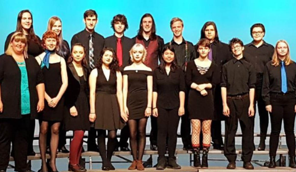 Vocal Jazz for the Win!