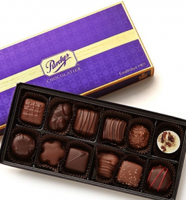 Purdys Chocolates- Winter