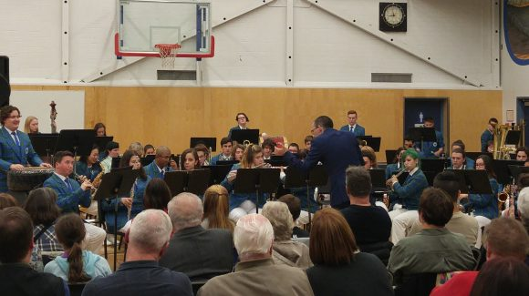 Band This Week: Nov. 5-9, Back In Action Concert, Remembrance Day Observances