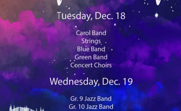 Choir/String/Musical Updates Dec 17-21