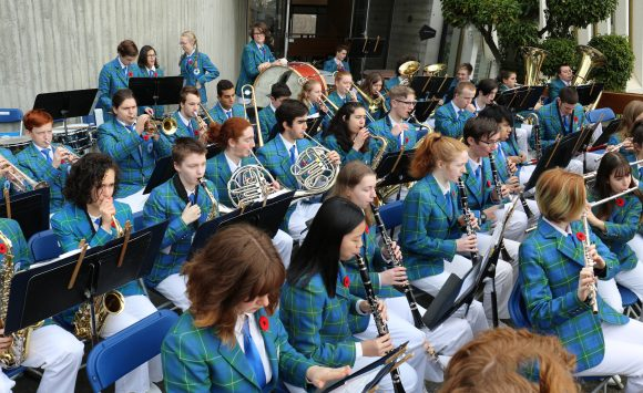 Band This Week: Nov. 4-8: Tuesday Band Concert, Reynolds Remembrance Day, and Saanich Remembrance