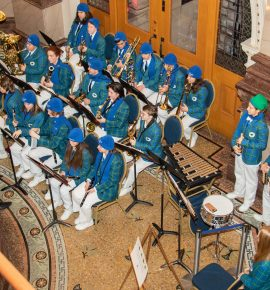 Band This Week: Dec. 10 – 14, Fine Arts Variety Show, RMPA, Winter Concerts