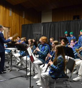 Band This Week: Dec. 3 – 7, Drumline Gig, Carol Band, Tuba Christmas