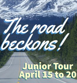 Itinerary and Travel Info for Jr Tour