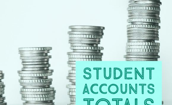 Start of Year Student Account Totals
