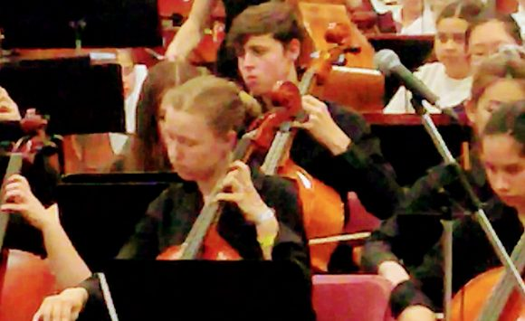 Strings Playing Test Term 3