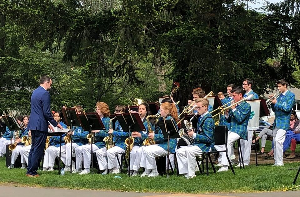 Band This Week: May 13 -16, Victoria Day Parade, Grade 8 Orientation on Thursday