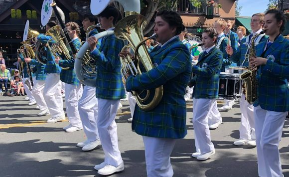 Band This Week: April 12-16, Marching Band on Wednesday, Bottle Drive on Saturday