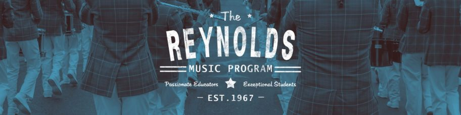 Music Tracks – Reynolds Music Program