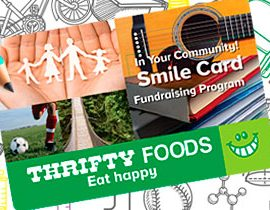 "Update on Thrifty Foods ""Smile Cards"""
