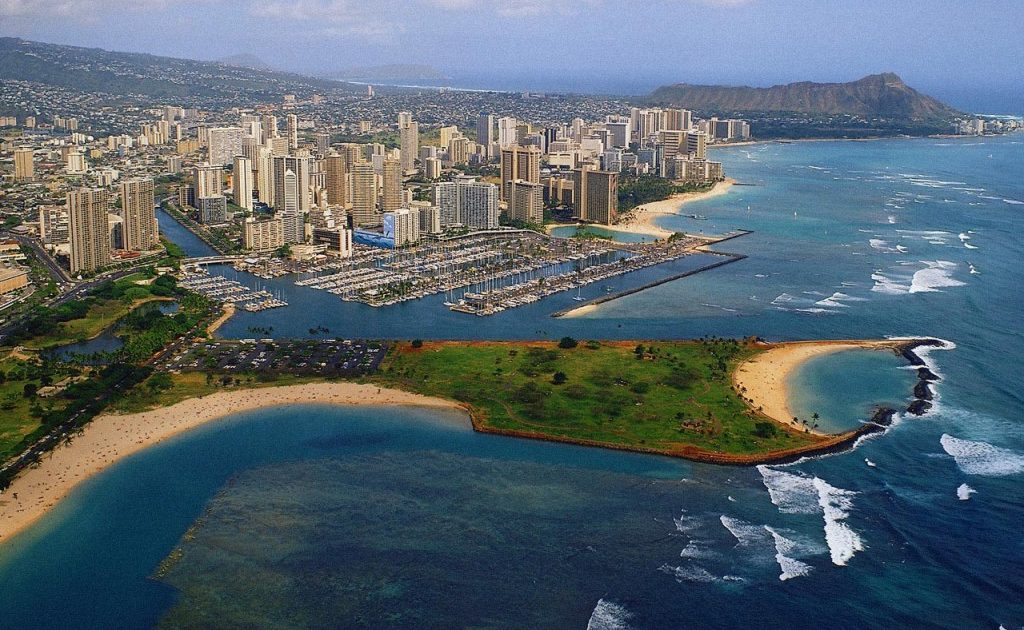 Hawaii Tour Information: Blue Band, Senior Choir