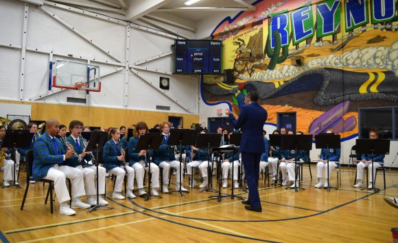 Band This Week: March 2-7, Show Week #2, Hawaii Update, Nice Work Matinee