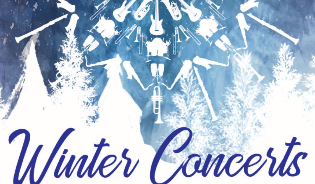 Band This Week: Dec. 16-20, Winter Concerts This Week