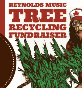 Ho Ho! It's Time to Sign up for the Tree Recycling Fundraiser!