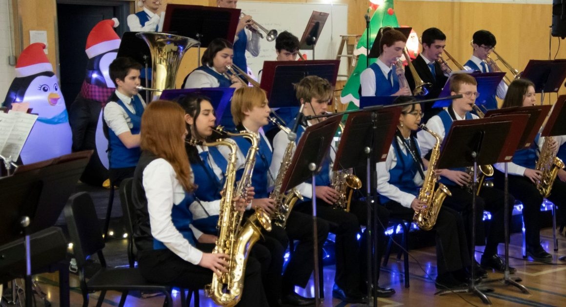 Band This Week: Feb. 18 – 21, Sr. Jazz Gig on Tuesday, Pit Band Rehearsals
