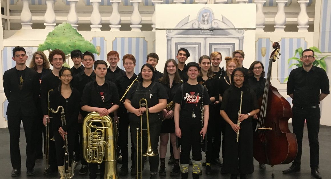 Band This Week: March 9 – 13, Marching Band START!, Tour Meetings, RMPA Meeting