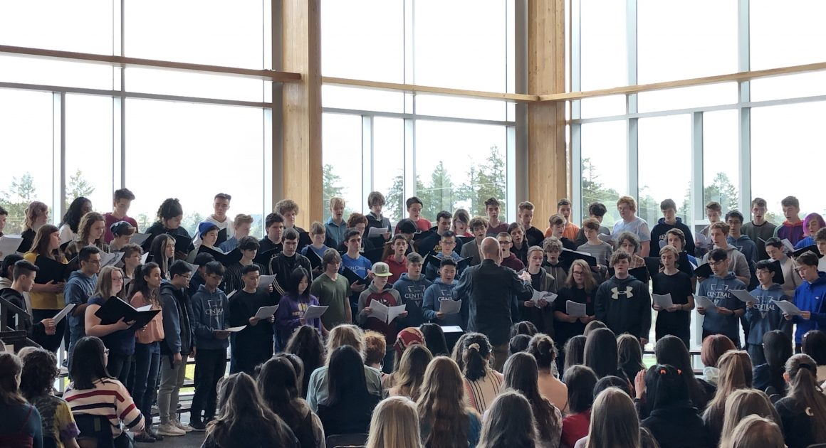 CHAMBER CHOIR – May 26 Assignments Update:)