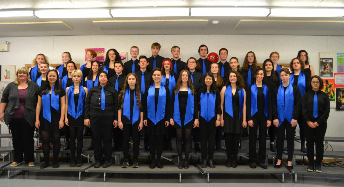 Choir/String/Musical Updates the Week of November 2-6